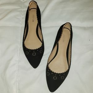 *LIKE NEW* Women's size 7 Black Ballet Flats